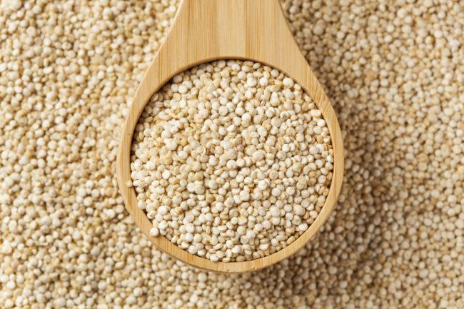 Benefícios da quinoa