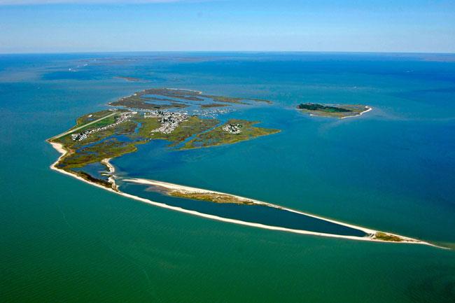 13 ilhas paradisíacas podem desaparecer
