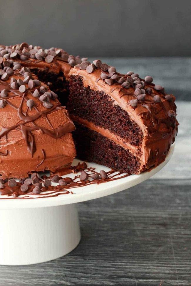 truques para um bolo fofinho