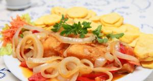 Receitas com bacalhau frito