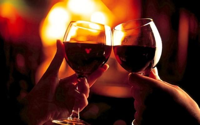 Vinhos Tintos para brindar