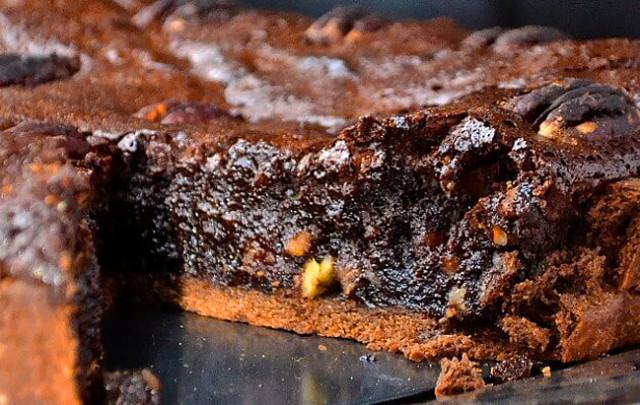 Torta de Chocolate simples e fácil