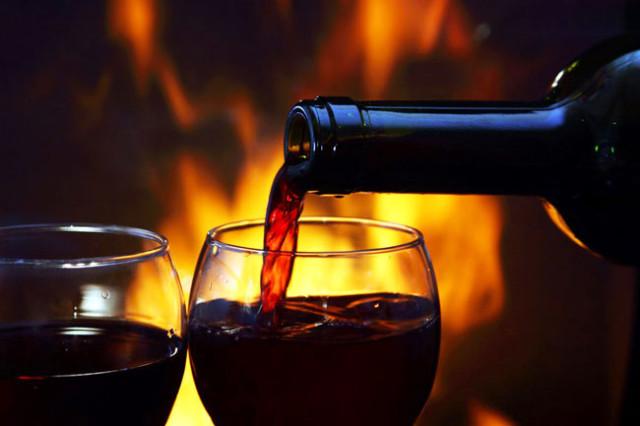 Vinho Tinto apaixonante