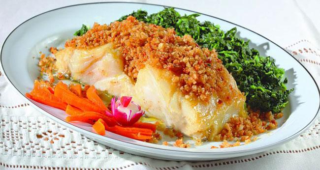 4 Receitas típicas com bacalhau