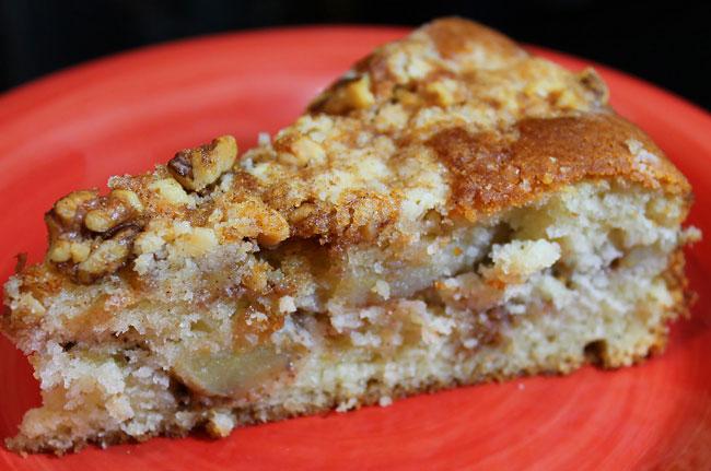 6 receitas de bolo de maçã húmido