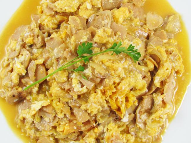 7 receitas de ovos mexidos