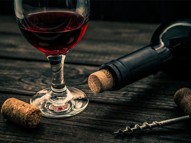Vinho Tinto é bom para corpo e mente