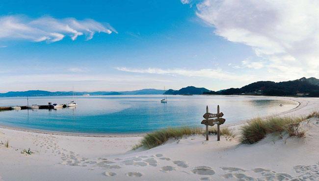 Ilhas Cíes: