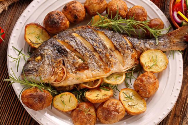 receitas de assados de peixe