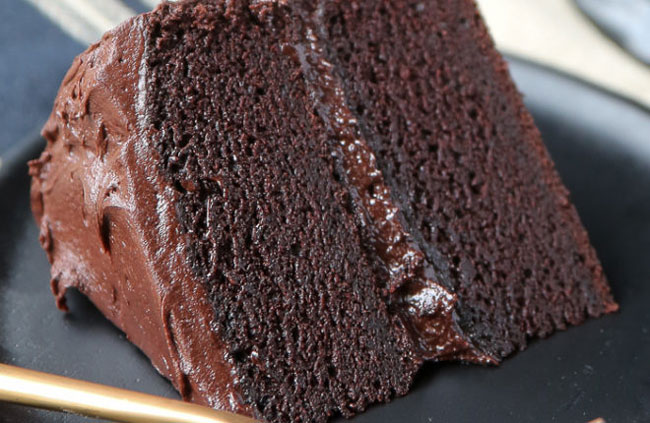 bolo de chocolate como a avó fazia