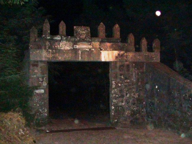 lugares mais assustadores em Portugal