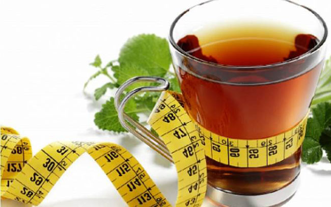 chás para perder peso