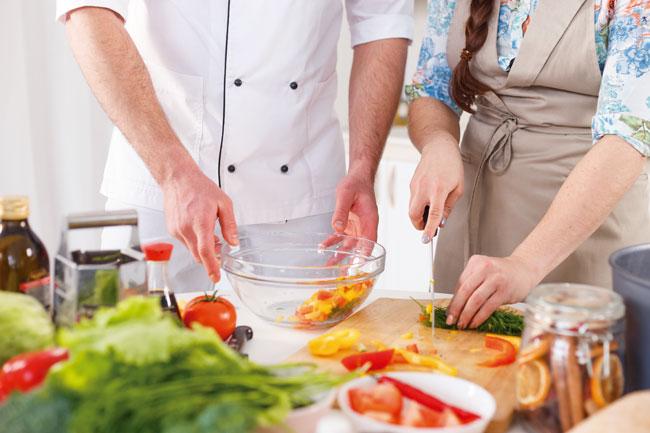 15 segredos de cozinha