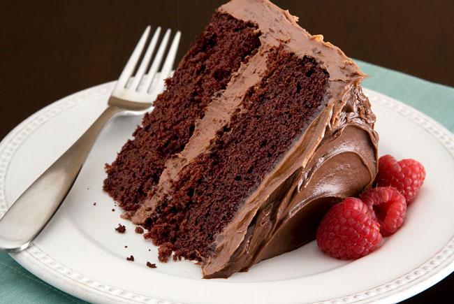 3 receitas de bolo de chocolate como a avó fazia