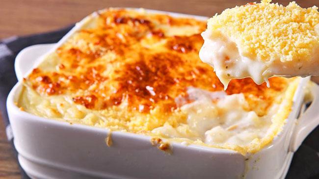 4 receitas de bacalhau gratinado no forno que vai adorar