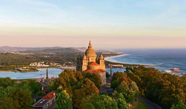 Viana do Castelo tem uma das melhores paisagens