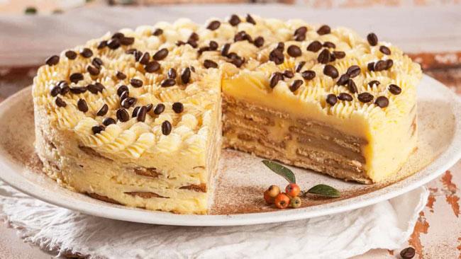 7 receitas de bolo de bolacha