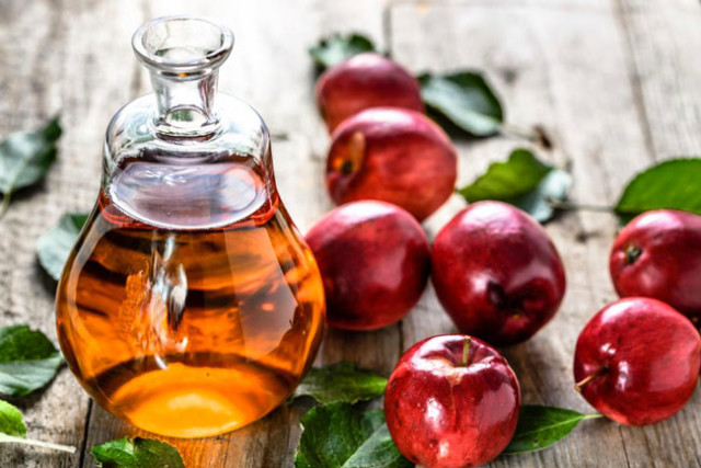 Vinagre de maçã
