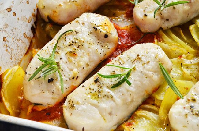 4 receitas de peixe assado super apetitosas