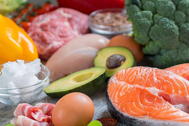 benefícios da dieta low carb