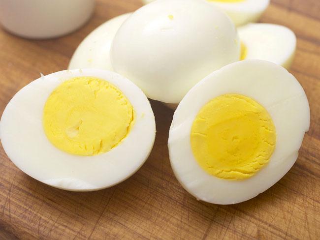 comer um ovo por dia