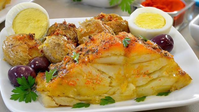 4 receitas de bacalhau