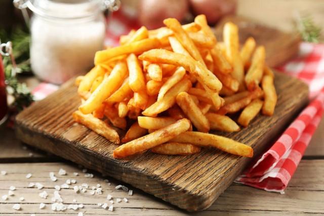 receitas de batata frita