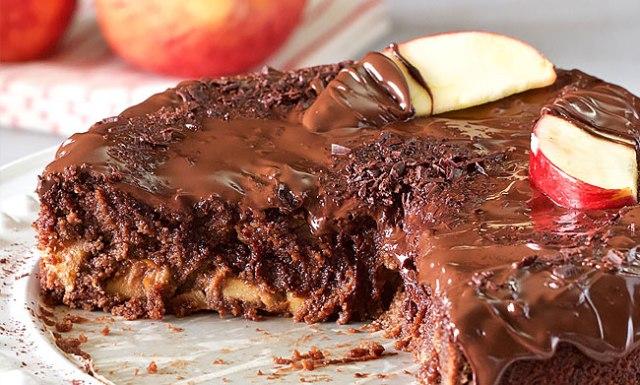 4 receitas de bolo de maçã