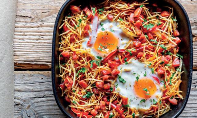 receitas com ovos
