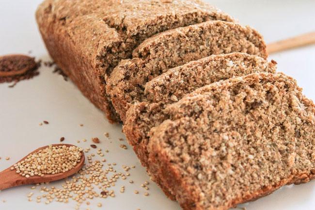 receitas de pão caseiro tradicional