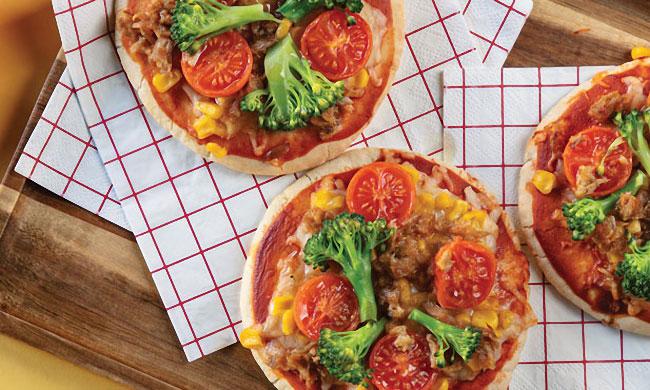 4 receitas de pizza