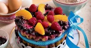 receitas de pudim com fruta