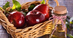 vinagre de maçã antes de dormir