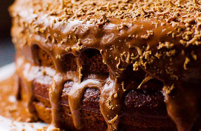 4 receitas de bolo de cenoura super fofinhos