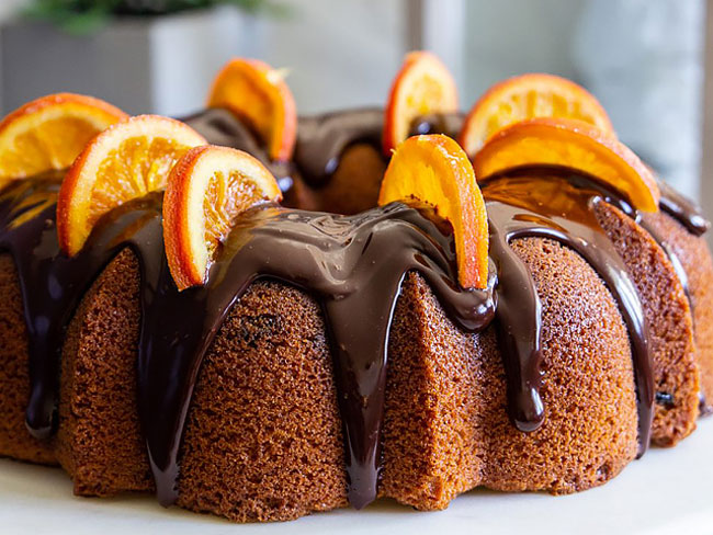 melhores receitas de bolo de laranja