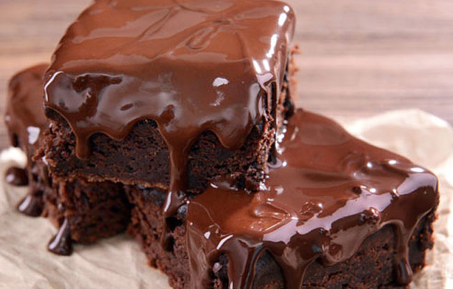 segredos para o bolo húmido