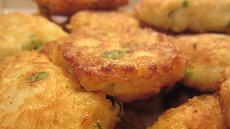 receitas de pataniscas de bacalhau