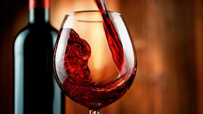 propriedades do vinho tinto
