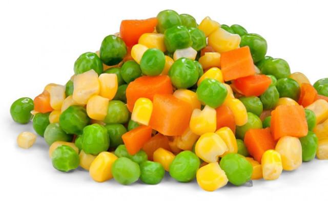 legumes congelados