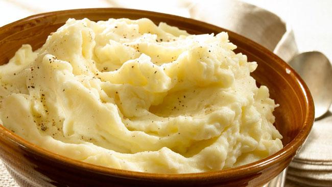 Aprenda a fazer puré de batata
