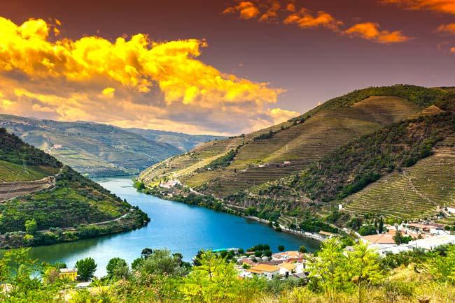 fantásticos hotéis no Douro