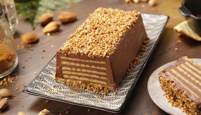4 receitas de bolo de bolacha fit muito saborosas
