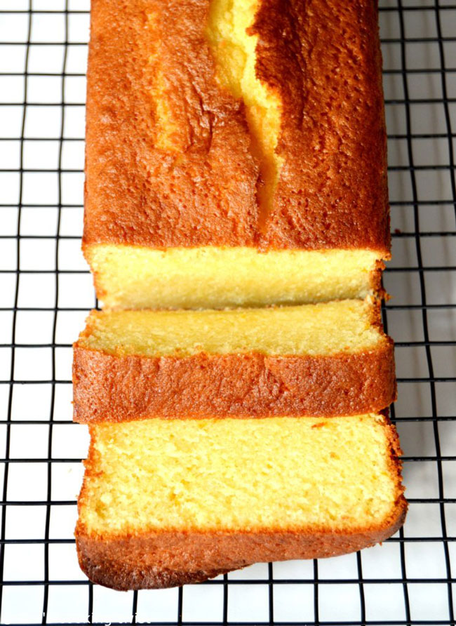 receitas de bolo de laranja húmido