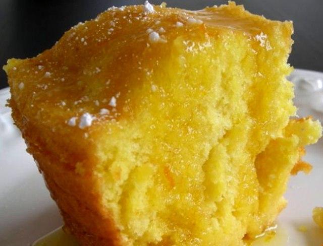 receitas de bolo de laranja