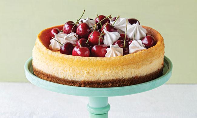 4 receitas de cheesecake