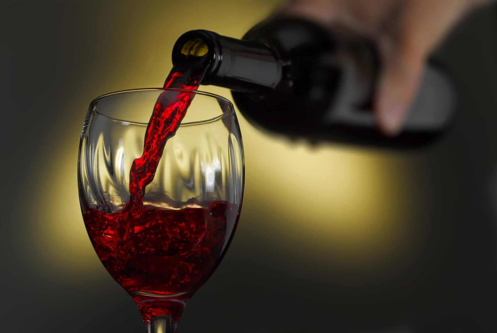 Vinho Tinto tem propriedades únicas