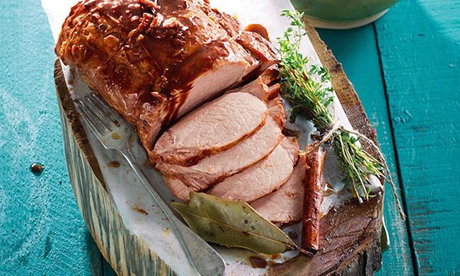 receitas de lombo do porco