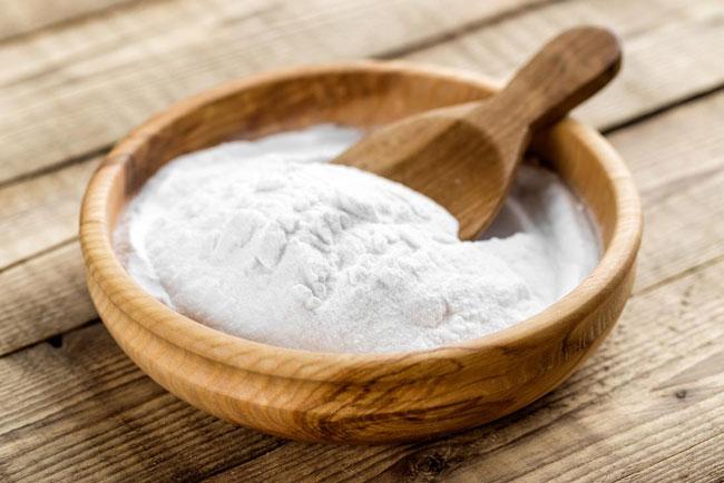 bicarbonato de sódio na cozinha