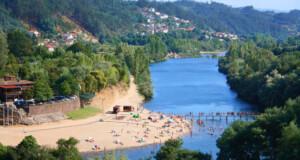 praias fluviais mais bonitas de Portugal