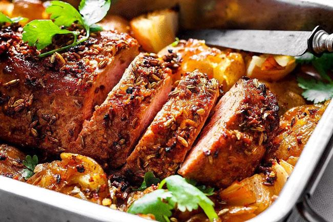 4 receitas de lombo do porco super apetitosas